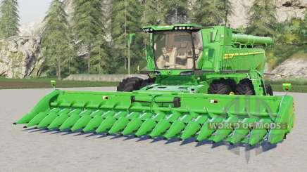 John Deere X9 1000〡1100 pour Farming Simulator 2017