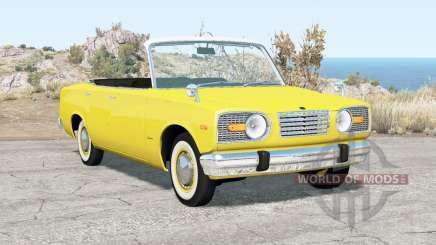 Ibishu Miramar cabriolet v1.1 pour BeamNG Drive
