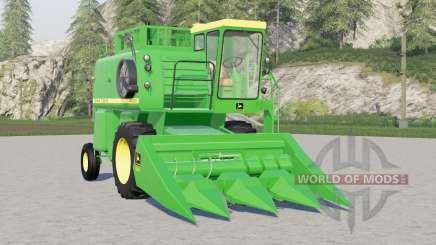John Deere 4400〡mit Fräsern für Farming Simulator 2017