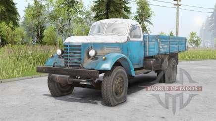 FAW Jiefang CA10 4 x2 1956 für Spin Tires