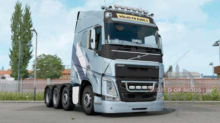 Volvo FH série 2012〡Brasil Edition pour Euro Truck Simulator 2