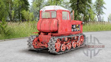 DT 75M Kazakhstan pour Spin Tires