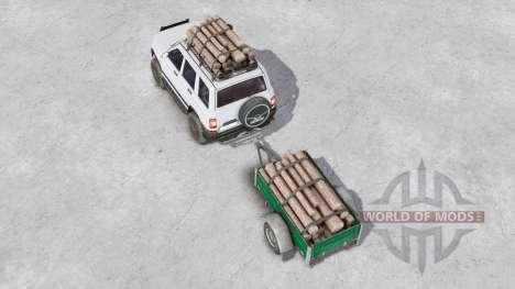 SAMU 3160 v1.2 pour Spin Tires