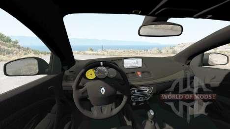 Renault Megane R.S. 2009 pour BeamNG Drive