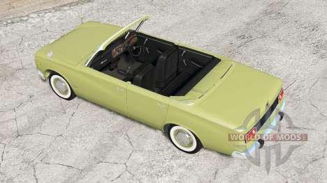 Ibishu Miramar cabriolet v1.3 pour BeamNG Drive