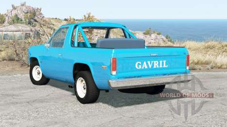 Gavril D-Series 70s v0.8.0b pour BeamNG Drive
