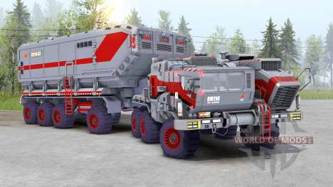 CN114 pour Spin Tires