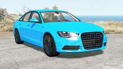 Audi A6 quattro sedan (C7) 2014 für BeamNG Drive