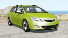 Opel Astra Sports Tourer (J) 2010 für BeamNG Drive