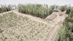 District forestier 4 v1.3 pour MudRunner