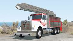 Gavril T-Series Ladder Fire Truck v1.2 pour BeamNG Drive