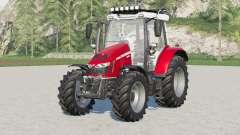 Barre lumineuse 〡 Massey Ferguson 5700S pour Farming Simulator 2017