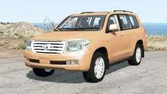 Toyota Land Cruiser 200 V8 (UZJ200) 2008 für BeamNG Drive