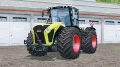 Claas Xerion 4500 Trac VC〡Lenkradoption für Farming Simulator 2015