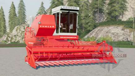Yenisei 1200-1M〡 roues pour Farming Simulator 2017