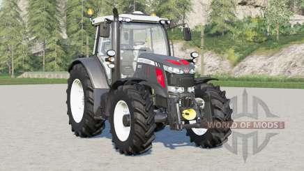 Massey Ferguson 6000 series pour Farming Simulator 2017