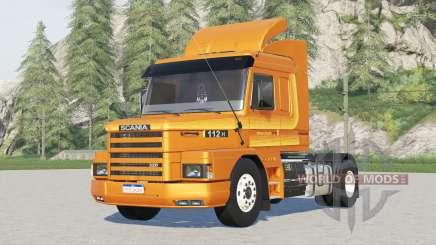 Scania 3-series, L-series, R-series für Farming Simulator 2017