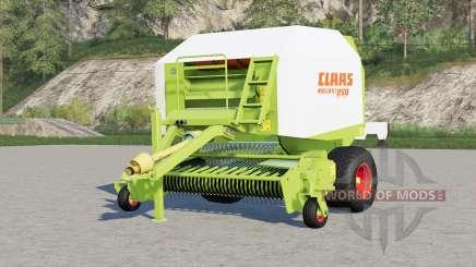 Claas Rollant 250 Jantes 〡 rotocut pour Farming Simulator 2017