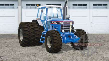 Ford 8630〡dual roues arrière pour Farming Simulator 2015