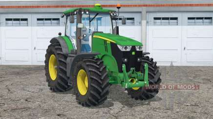 John Deere 7280Ɽ für Farming Simulator 2015
