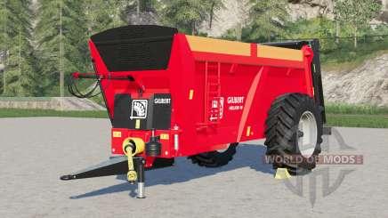 Configuration Gilibert Helios 15〡extension pour Farming Simulator 2017