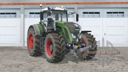 Fendt 936 Vario〡full éclairage pour Farming Simulator 2015