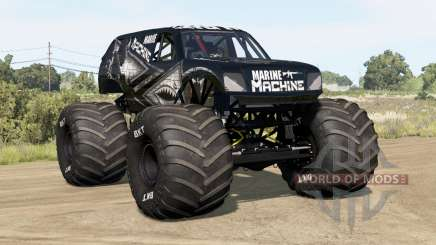 CRD Monster Truck v2.2 für BeamNG Drive