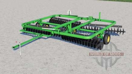 John Deere 220 disc pour Farming Simulator 2017