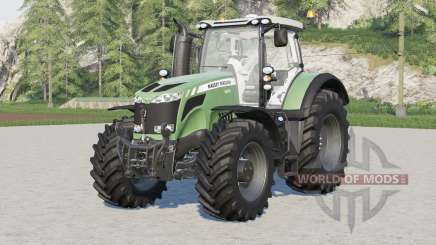 Massey Ferguson 8600 series pour Farming Simulator 2017