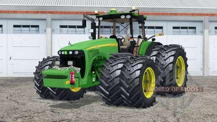 John Deere 8ƽ20 für Farming Simulator 2015