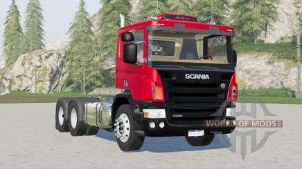 Scania P420 2 axes〡3 axes pour Farming Simulator 2017