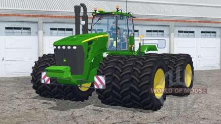 John Deere 9630〡avec triples pour Farming Simulator 2015