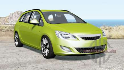 Opel Astra Sports Tourer (J) 2010 pour BeamNG Drive