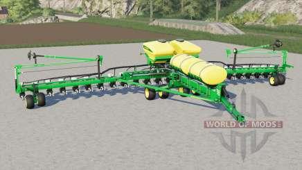 Tuyaux de 〡connexion John Deere DB60 pour Farming Simulator 2017