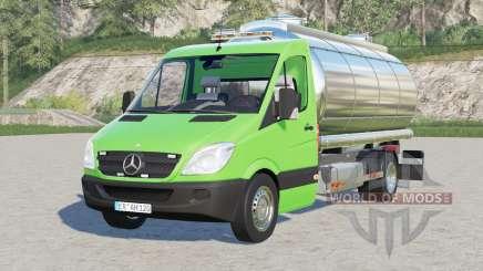 Mercedes-Benz Sprinter Tanker pour Farming Simulator 2017