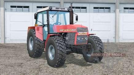 Zetor 16145 Turbo〡neue Räder für Farming Simulator 2015