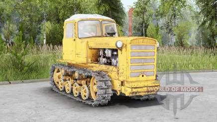 DT 75M Kasachstan für Spin Tires