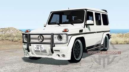 Mercedes-Benz G 65 AMG (W463) 201Ձ für BeamNG Drive