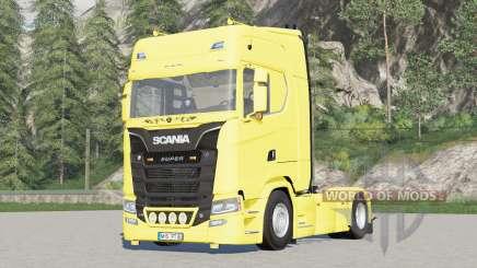 Scania S-series pour Farming Simulator 2017