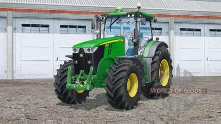 John Deere 7280R〡Twin-Räder für Farming Simulator 2015