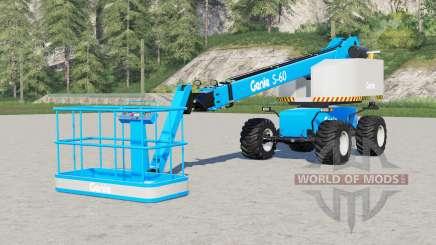Genie S-60 pour Farming Simulator 2017