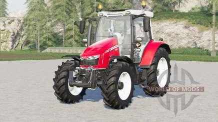 Massey Ferguson 5700S series pour Farming Simulator 2017