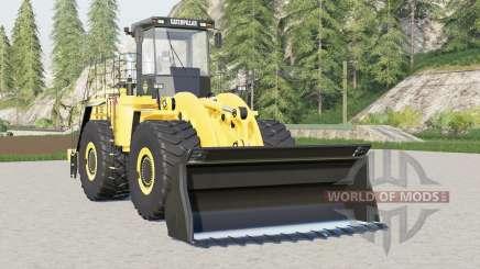 Caterpillar 990H pour Farming Simulator 2017