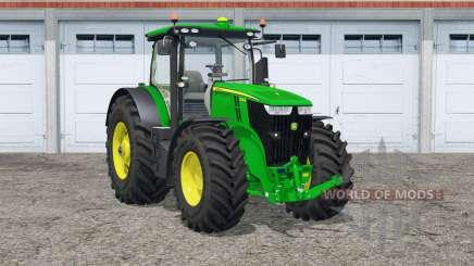 John Deere 7290R〡interaktive Steuerung für Farming Simulator 2015