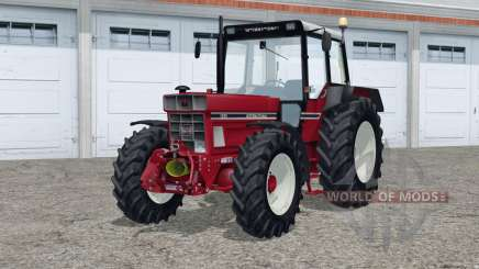International 1255 A〡animierte auspuffklappe für Farming Simulator 2015