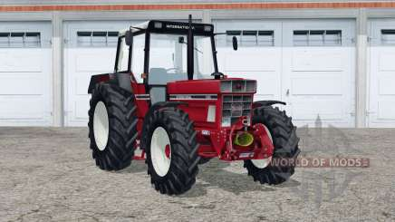 International 1455 A〡animierte Auspuffklappe für Farming Simulator 2015