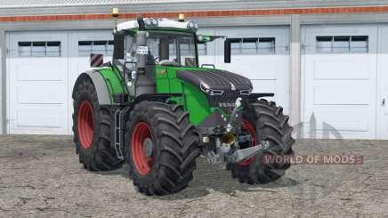 Fendt 1050 Vario〡Öffnen der Dachluke für Farming Simulator 2015