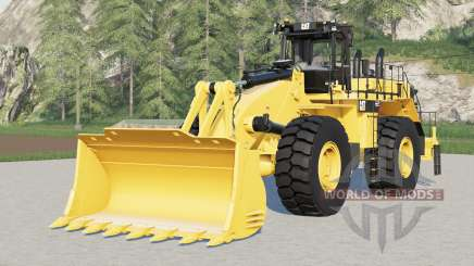 Caterpillar 992K pour Farming Simulator 2017