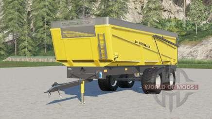 La Littorale AMBS 17,5 L für Farming Simulator 2017