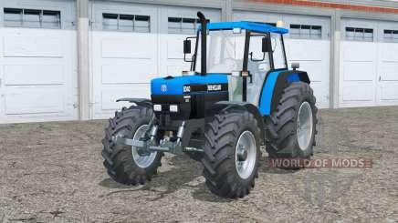 New Holland 8340 pour Farming Simulator 2015